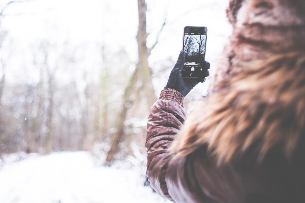 Clases particulares de Fotos, iMovie