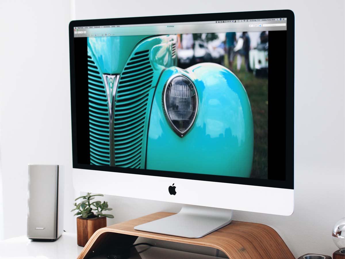 Herramientas del maletín de Vista Previa de Mac para edición de imágenes